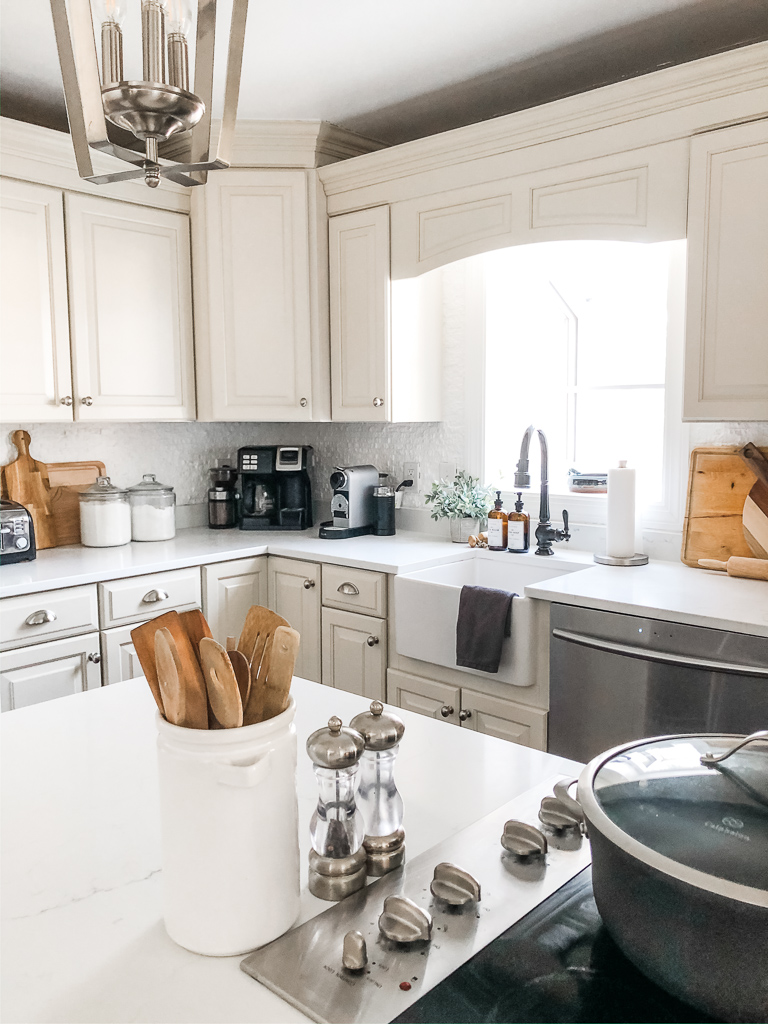 How To Decorate Kitchen Countertops Practically Beautifully Marly Dice